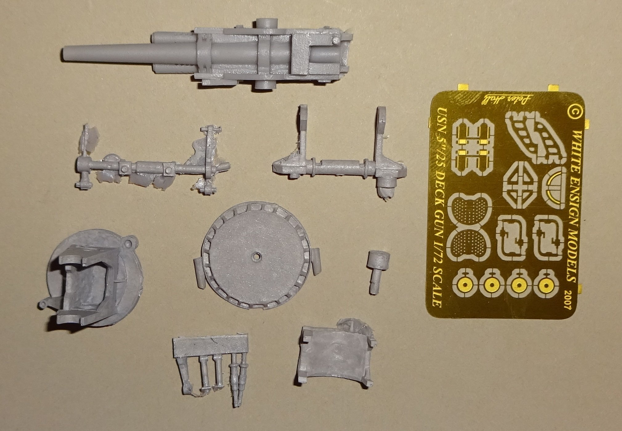 1-72 Scale Accessories